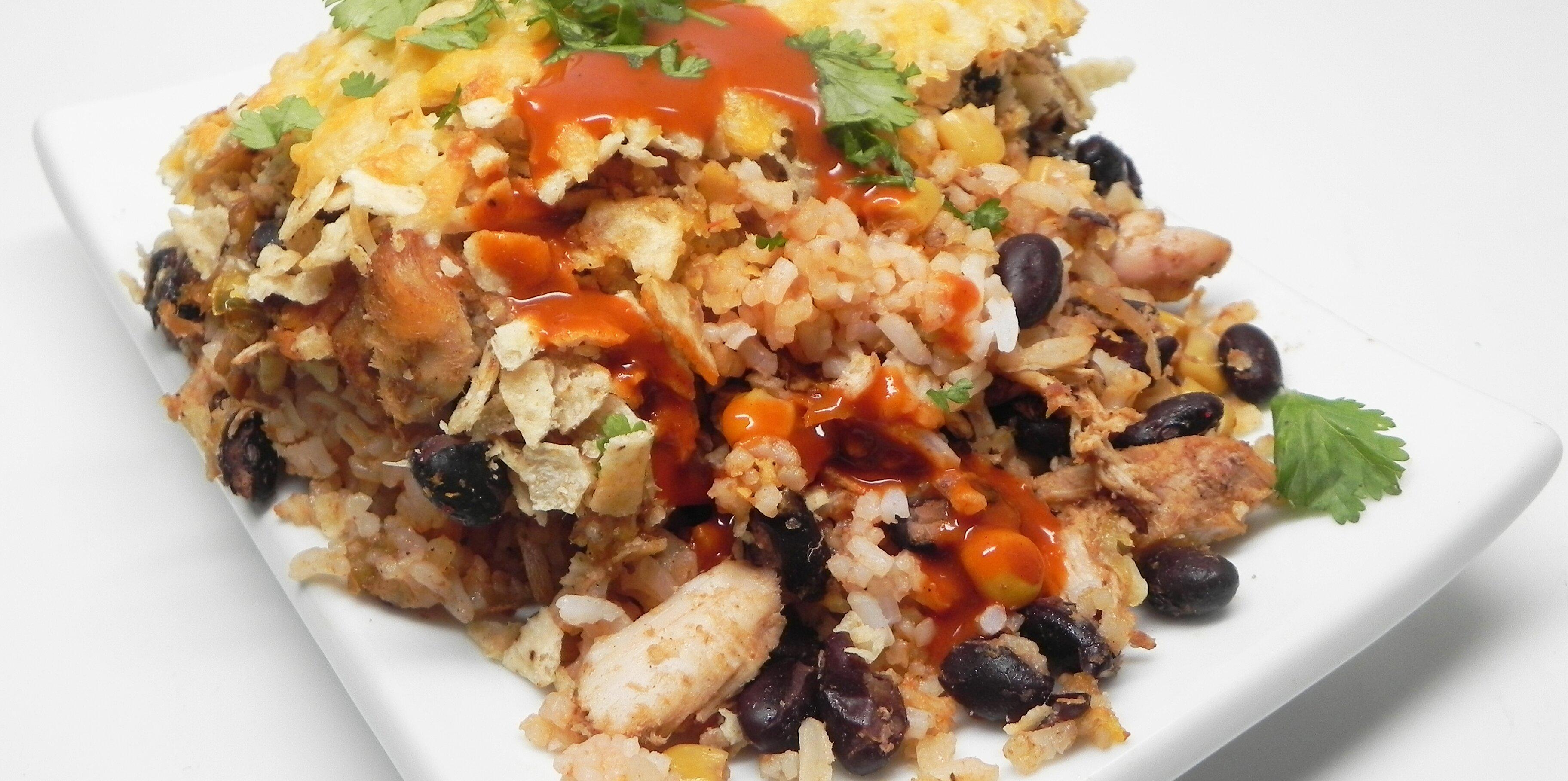 mexican casserole with leftover turkey recipe