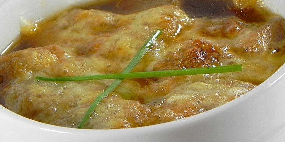 french onion soup iv recipe