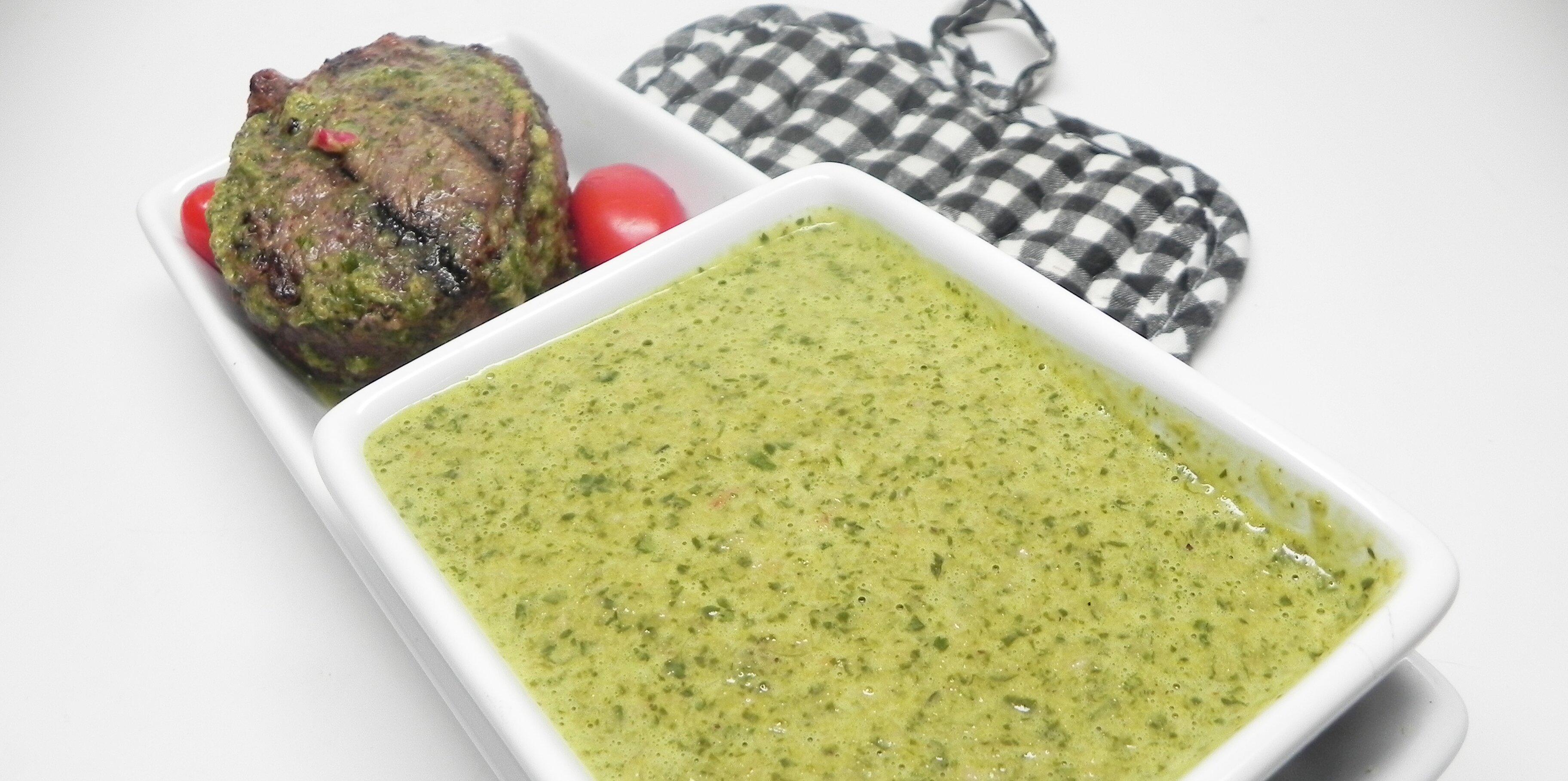 chimichurri steak sauce recipe