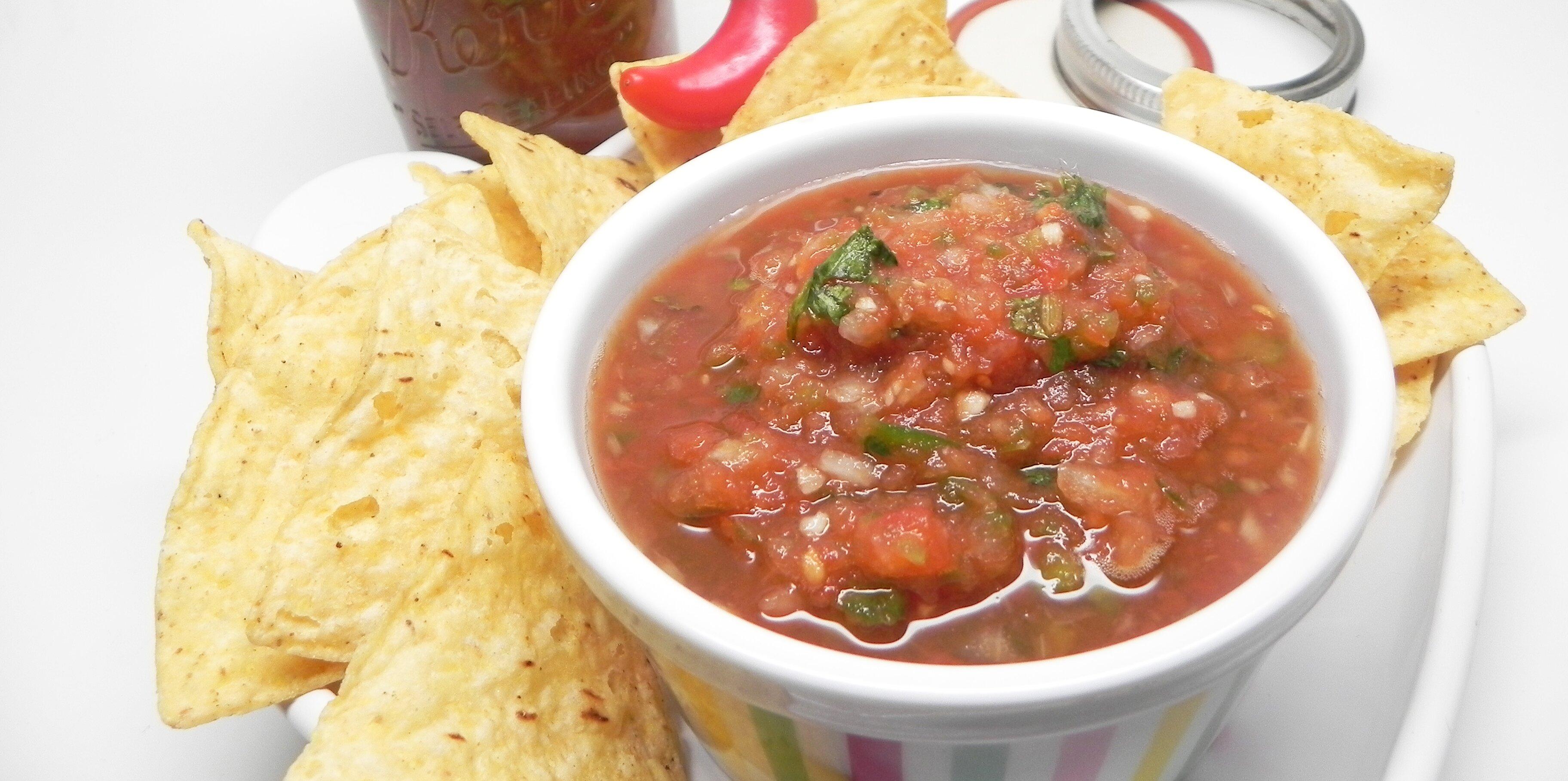 homemade hot sauce with jalapenos recipe
