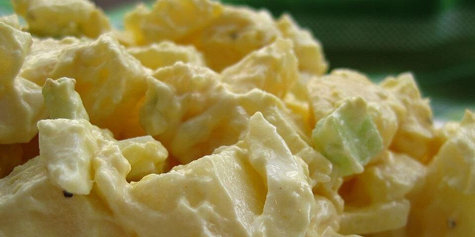 classic american style potato salad recipe