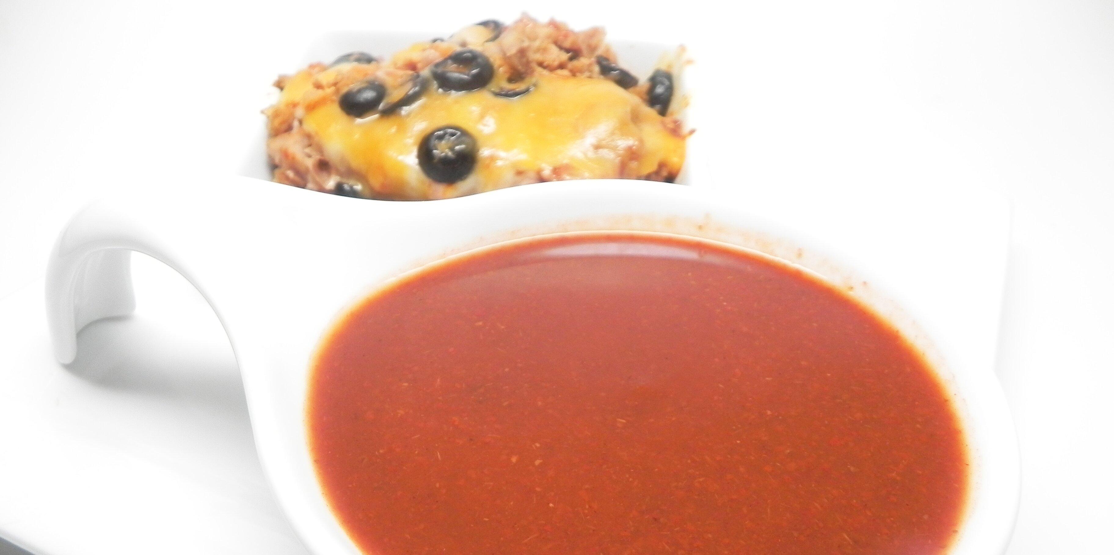 paleo enchilada sauce recipe