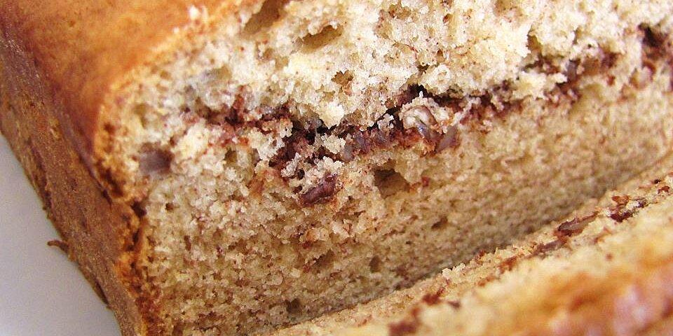 creamy banana bread recipe