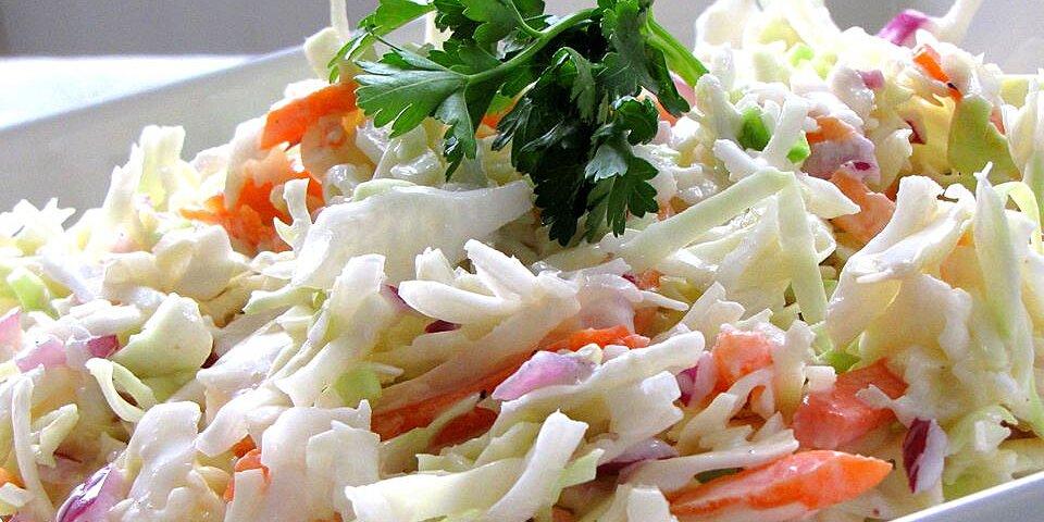 restaurant style coleslaw i