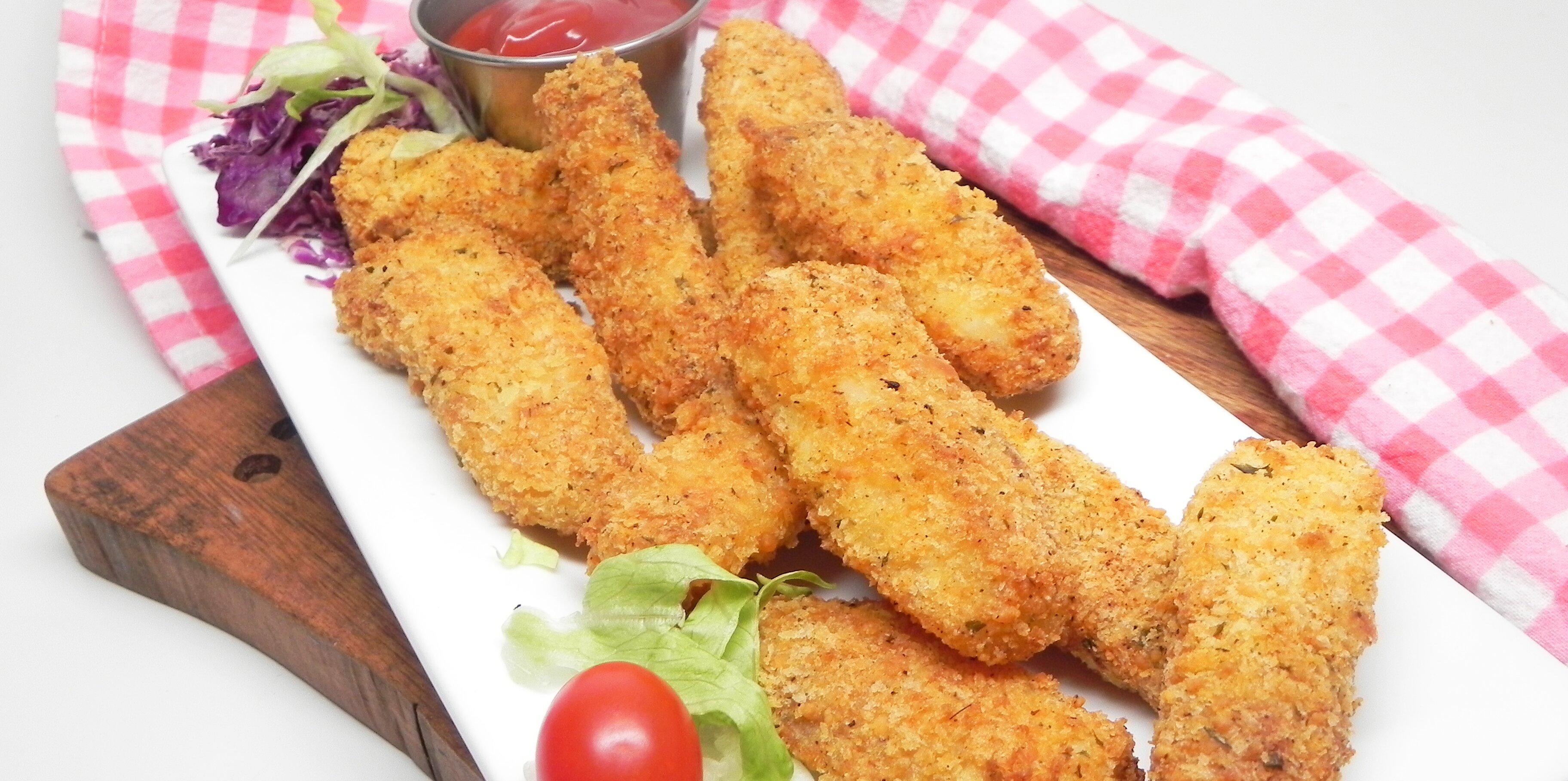 air fryer fish sticks recipe