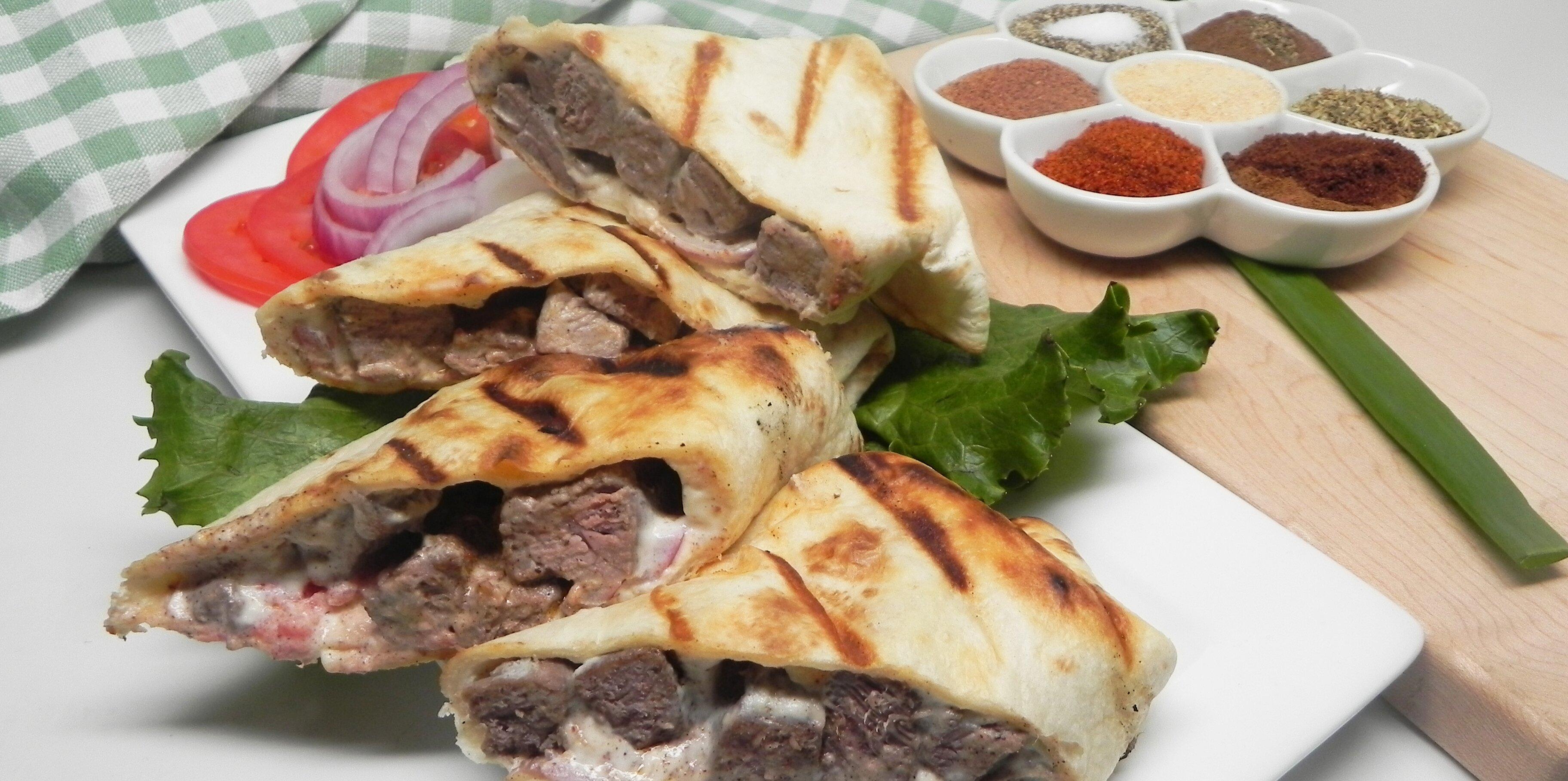 easy beef shawarma recipe