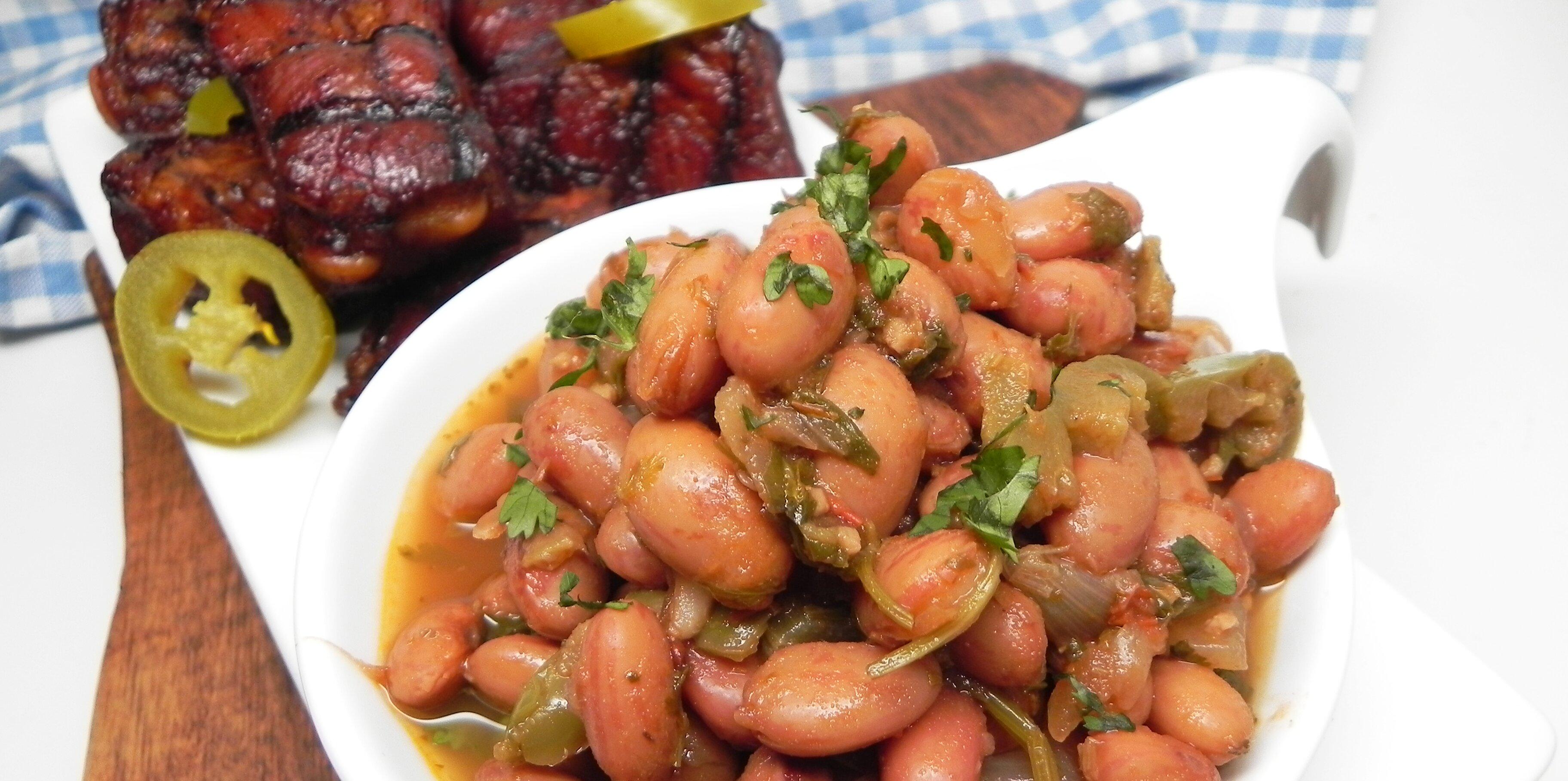 instant pot borracho cranberry beans recipe