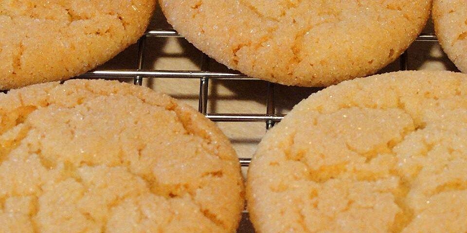lemon sugar tea cookies recipe