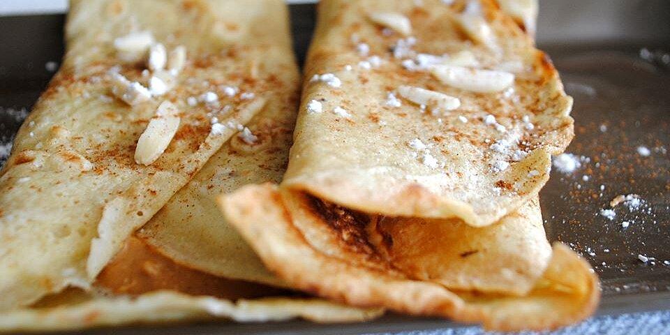 norwegian pancakes pannekaken recipe
