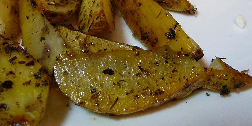 greek style potatoes recipe