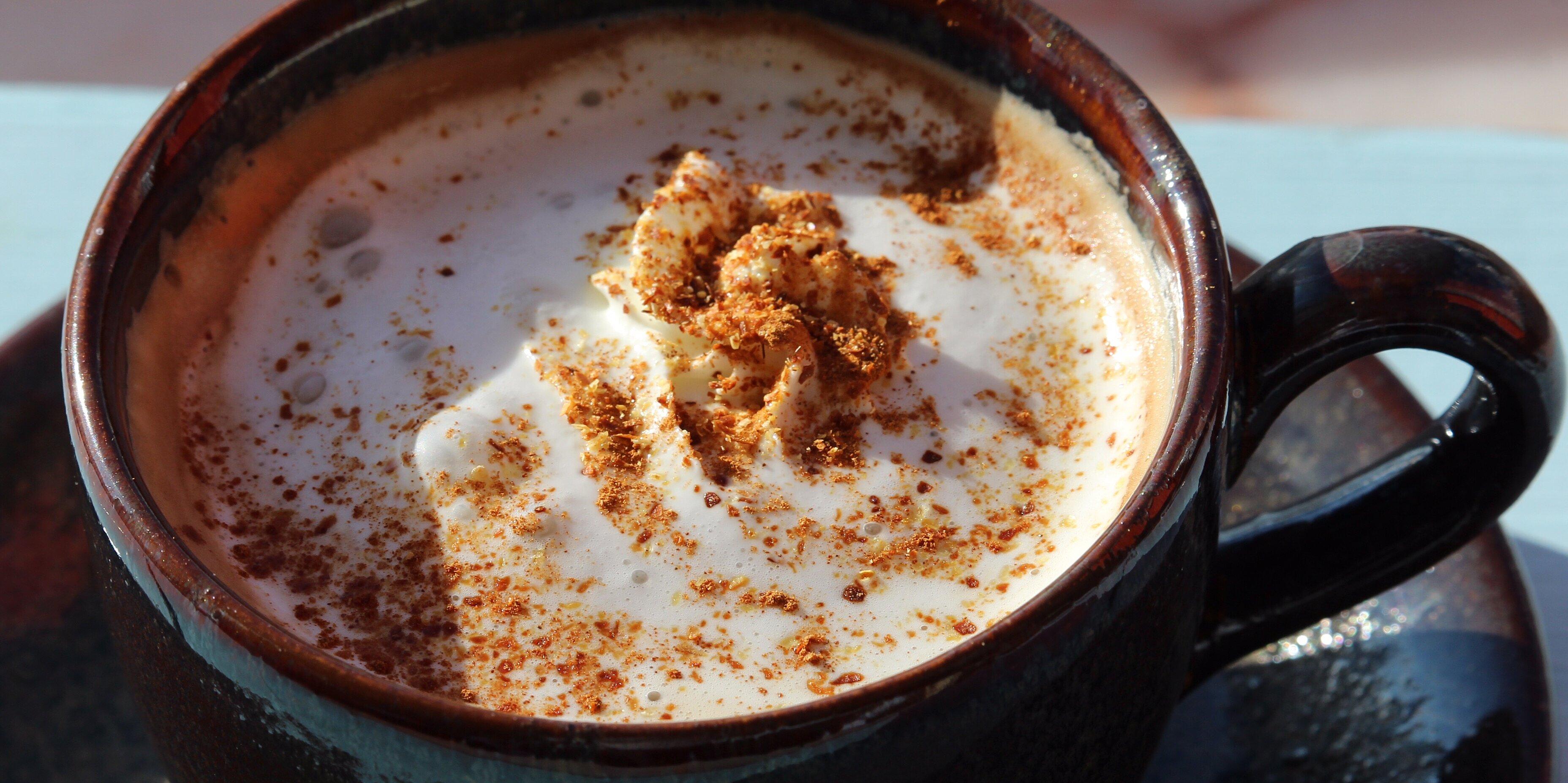 spiced coconut coffee recipe