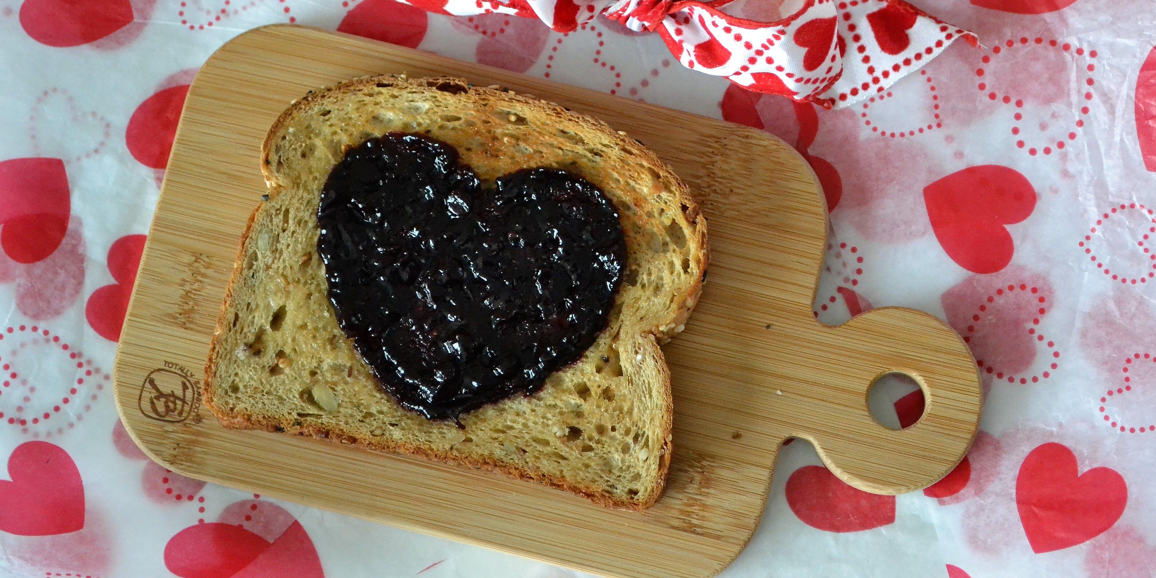 easy small batch blueberry jam recipe