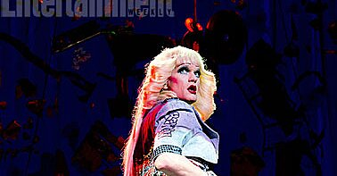 First Look: Neil Patrick Harris rocks fishnets and heels on Broadway in 'Hedwig and the Angry Inch'