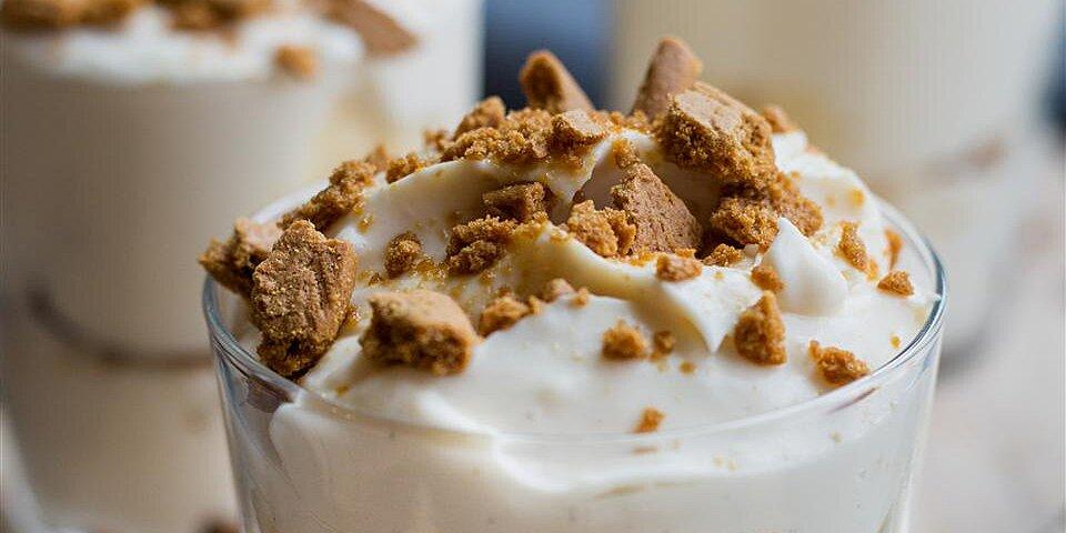 banana pudding and yogurt parfaits recipe