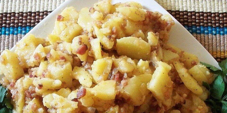 my tangy german potato salad recipe