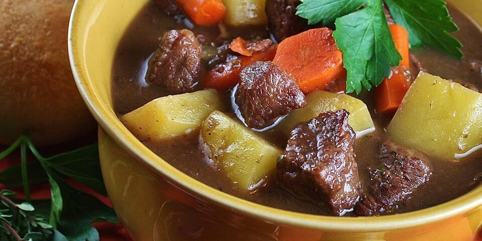 jennifers burgundy beef stew recipe