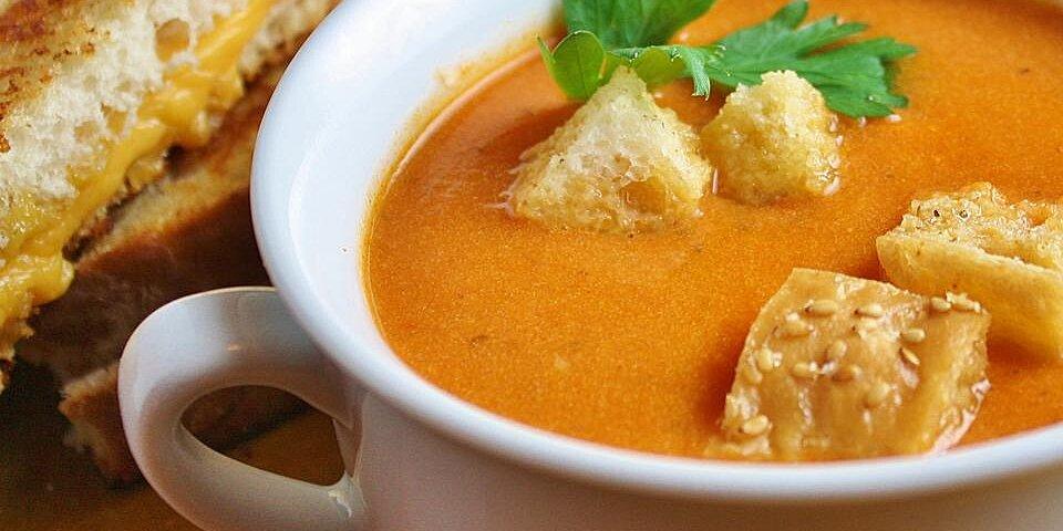 smoked chipotle tomato basil soup recipe