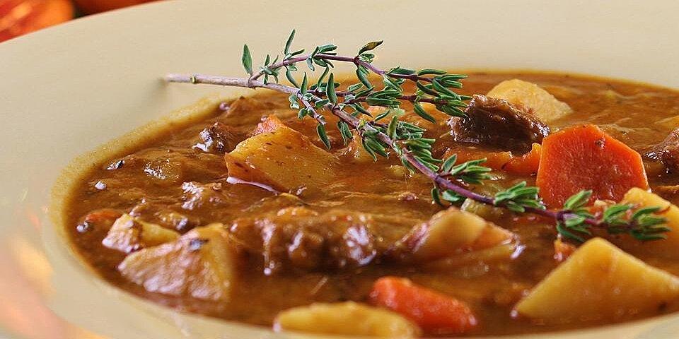 northern italian beef stew recipe