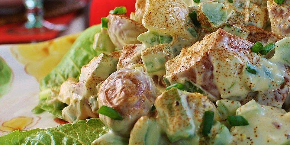 rockin robins classic potato salad recipe