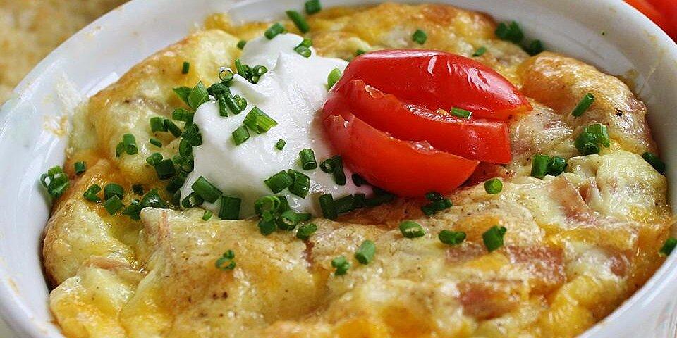 baked omelet recipe