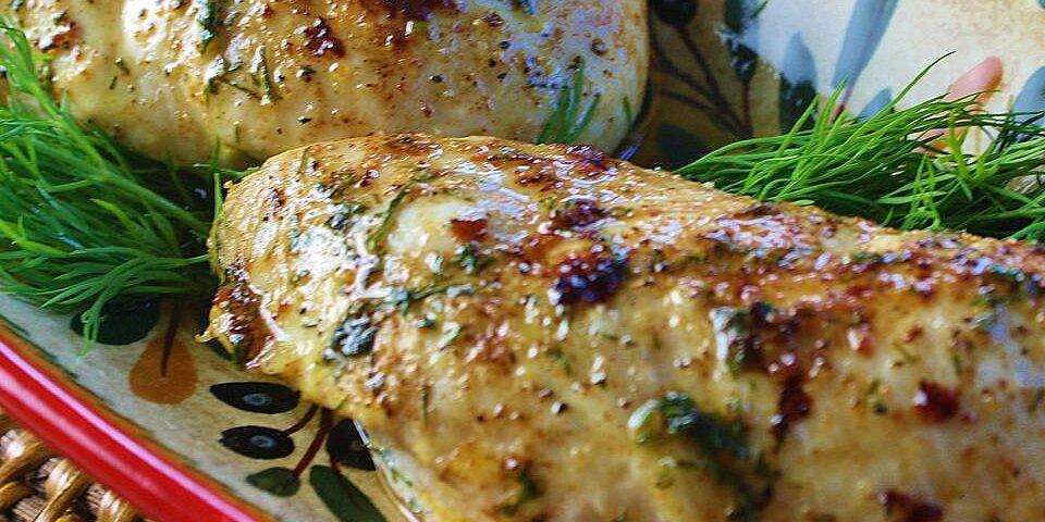 three ingredient baked chicken breasts recipe