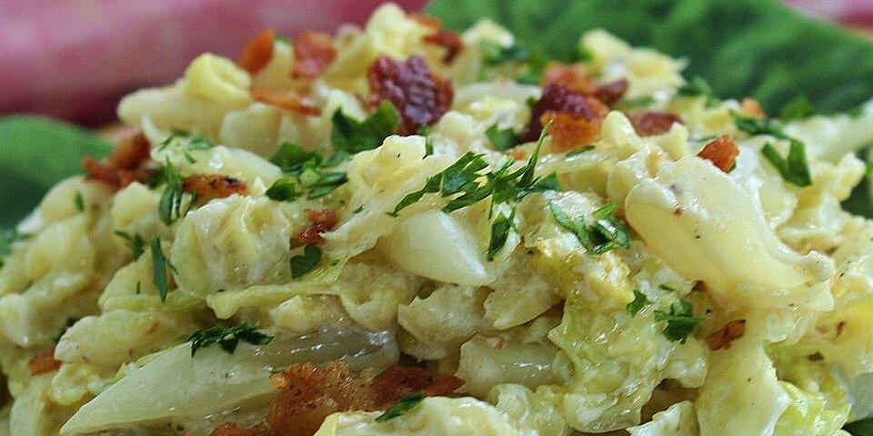 creamed cabbage recipe