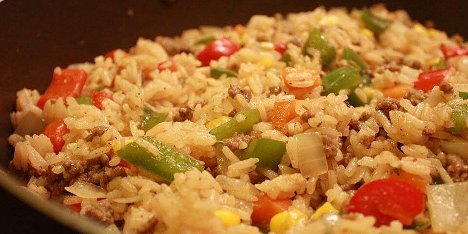 anns dirty rice recipe