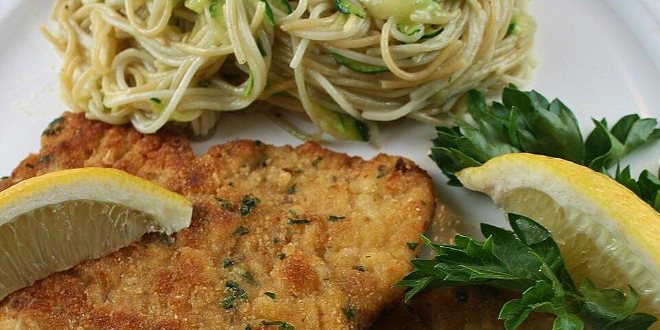 chicken milanese recipe