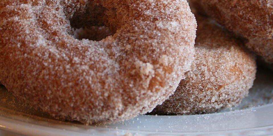 super easy doughnuts recipe