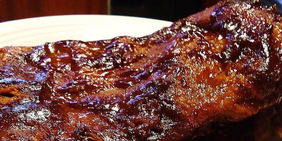 tender pork spare ribs recipe
