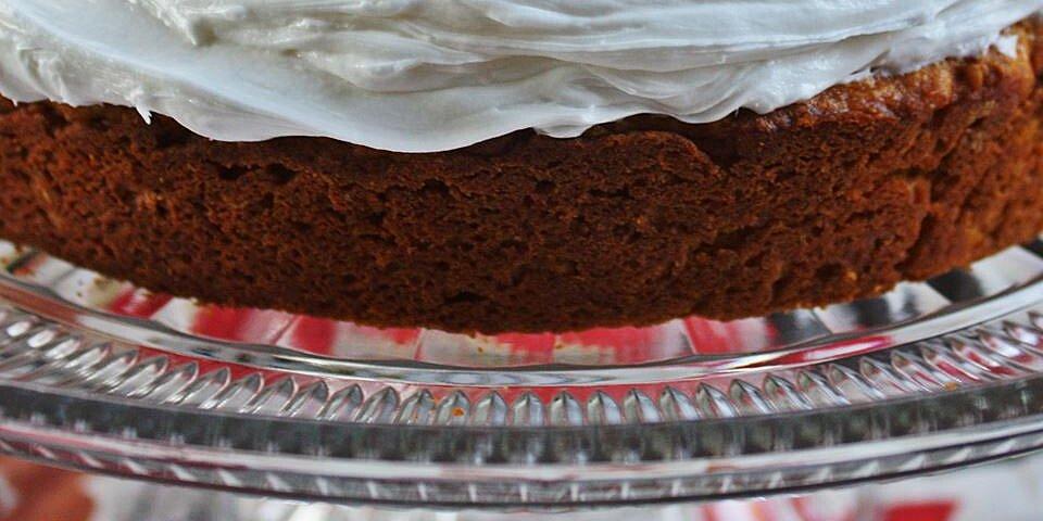 two ingredient pumpkin cake recipe