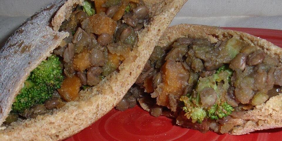 healthy sweet potato wraps recipe