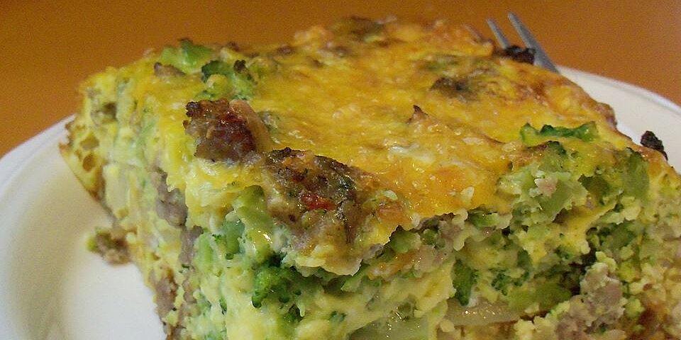 breakfast casserole iii recipe