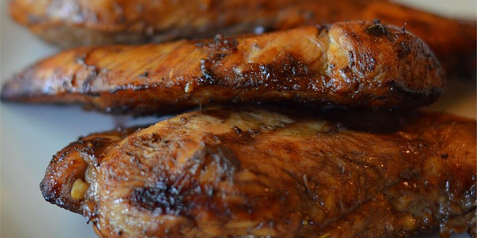 back to krystals perfect marinade for bbq or grilled chicken recipe