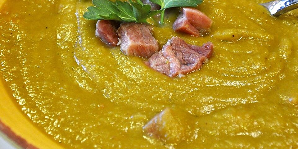 split pea smoked turkey soup recipe