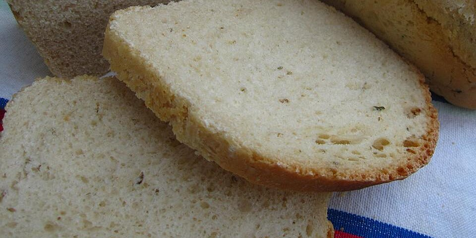 habanero rosemary and cheddar bread recipe