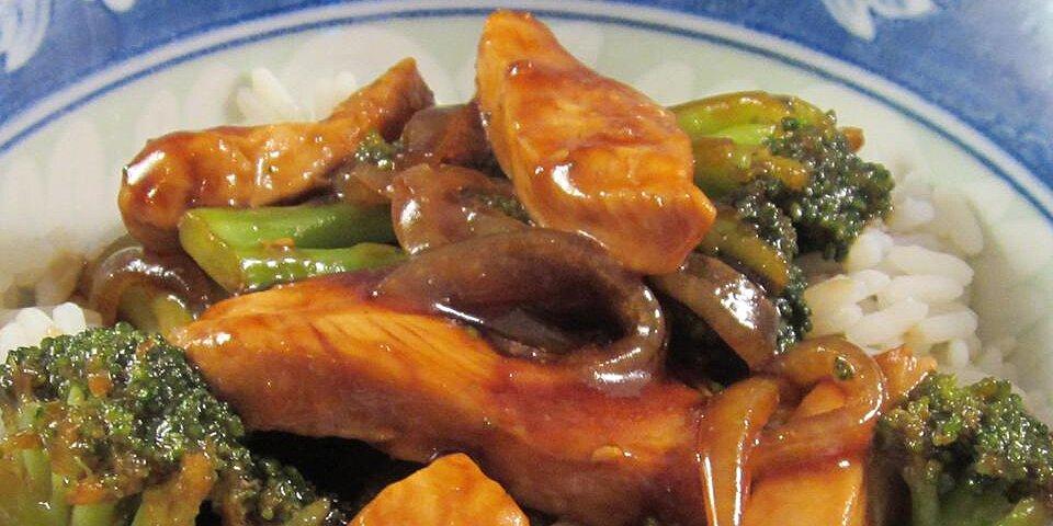 broccoli and chicken stir fry recipe