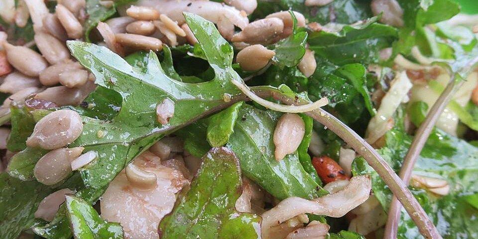 timesaver kale slaw recipe