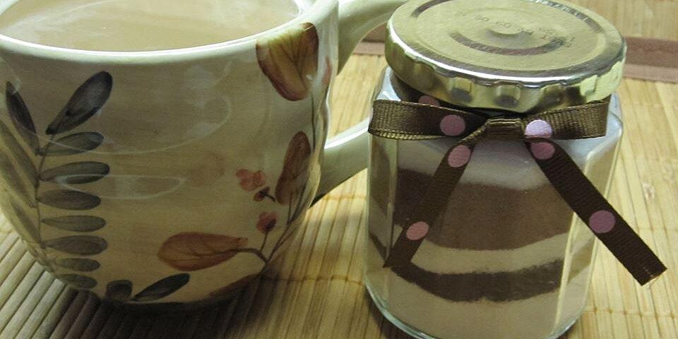 flavored cappuccino mix recipe