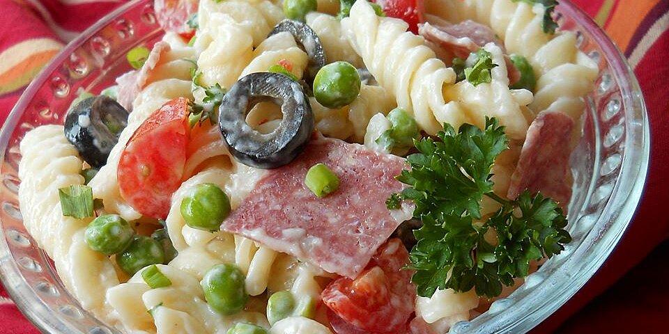 american italian pasta salad recipe