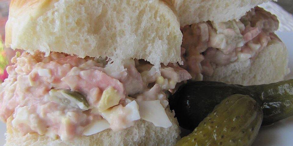 bologna salad sandwich spread ii recipe