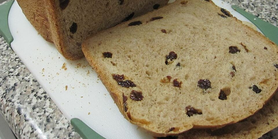 cherry and raisin loaf recipe