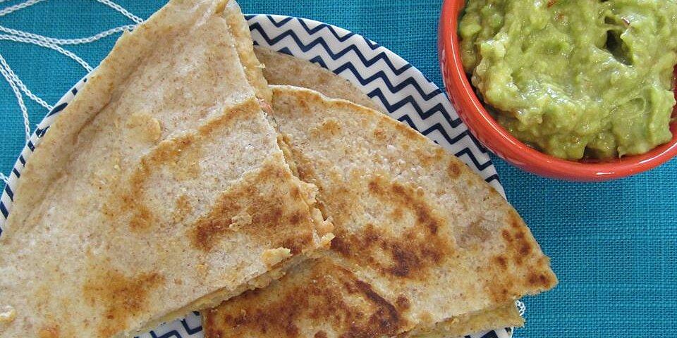 vegan black bean quesadillas recipe
