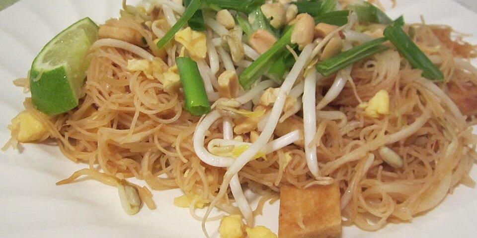 authentic pad thai noodles recipe