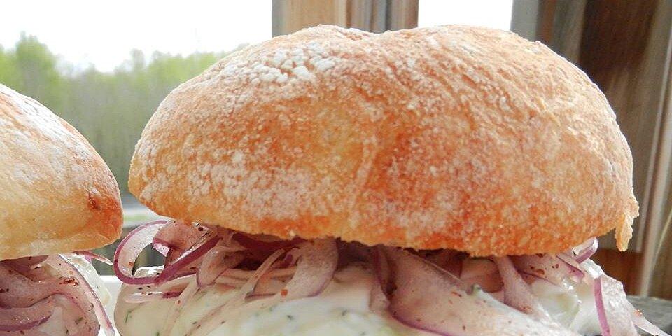 cyprus gyro burger recipe