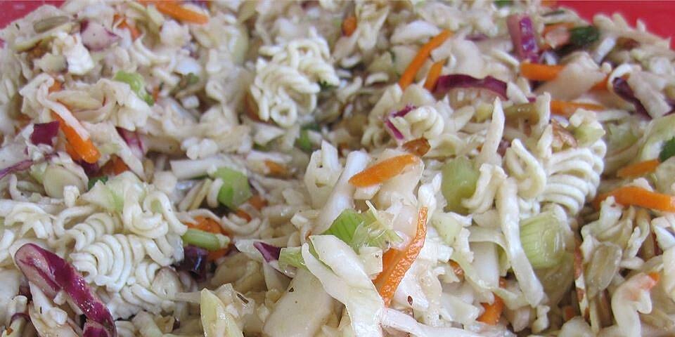dads asian slaw recipe