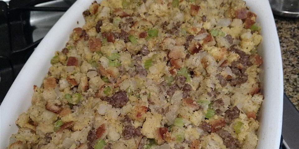 best ever cornbread sausage stuffing recipe