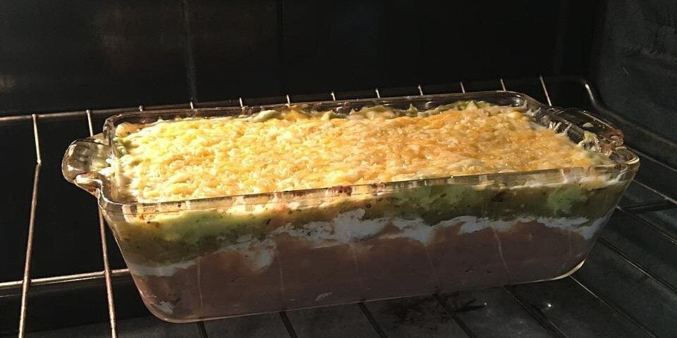 easiest layer dip recipe
