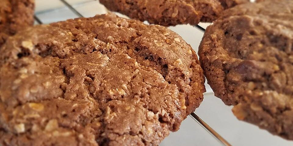 chocolate oatmeal chocolate chips cookies recipe