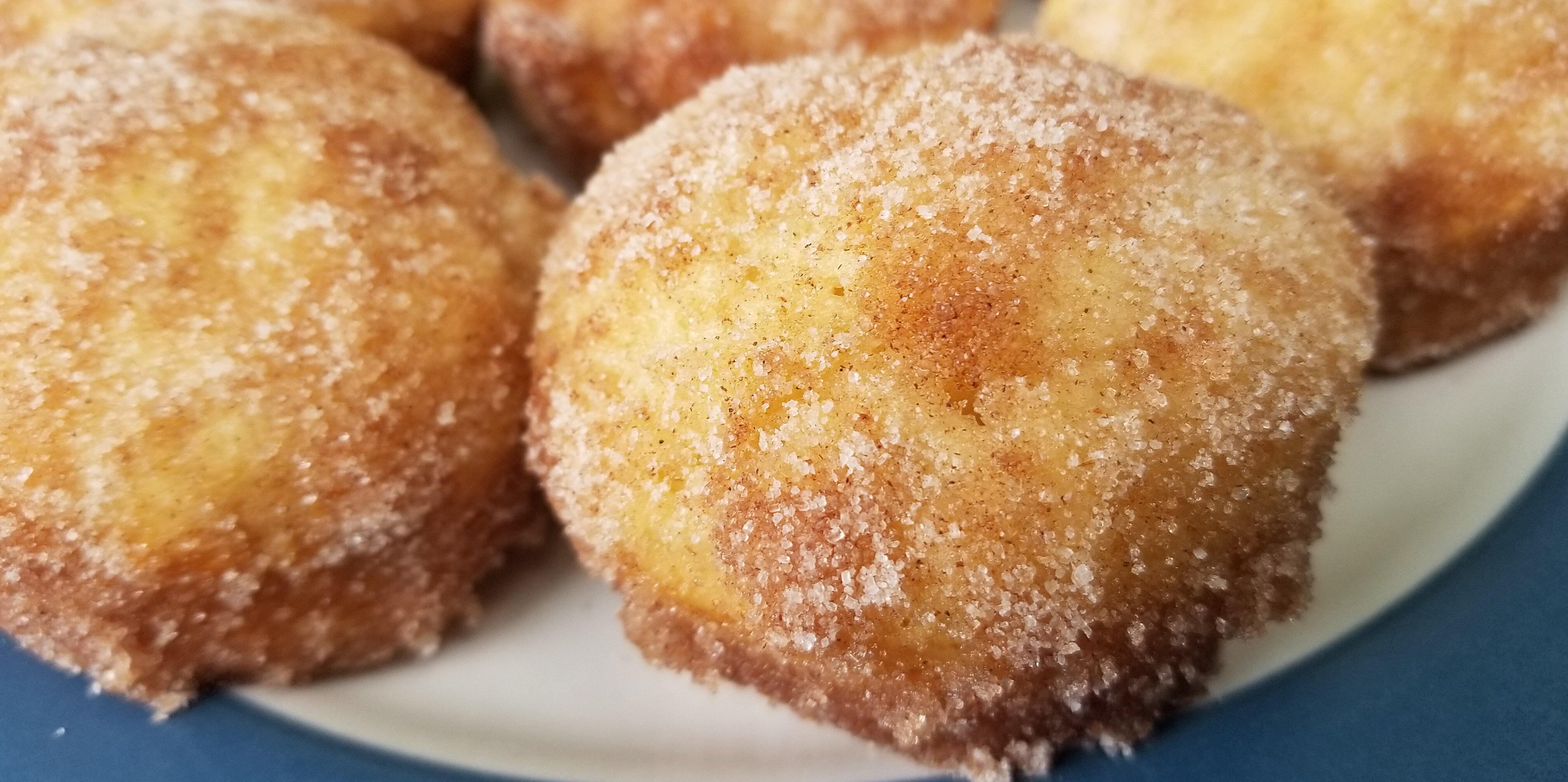 french breakfast puffs recipe